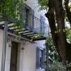 Balcons suspendus