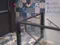 Vente garde-corps en verre Hotel Alex à Marseille