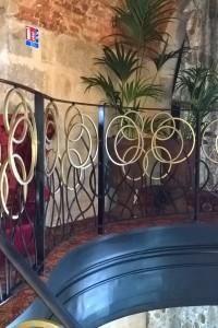 Création mains courantes en fer forgé Marseille