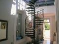 Fabriquant escaliers helicoidal Marseille